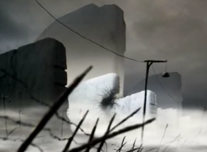 Kunst Video: Hold The Line