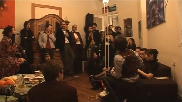 Spiegel-TV KurzDoku des Künstlersalon Berlin 10