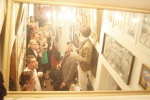 Künstlersalon Berlin Konzept